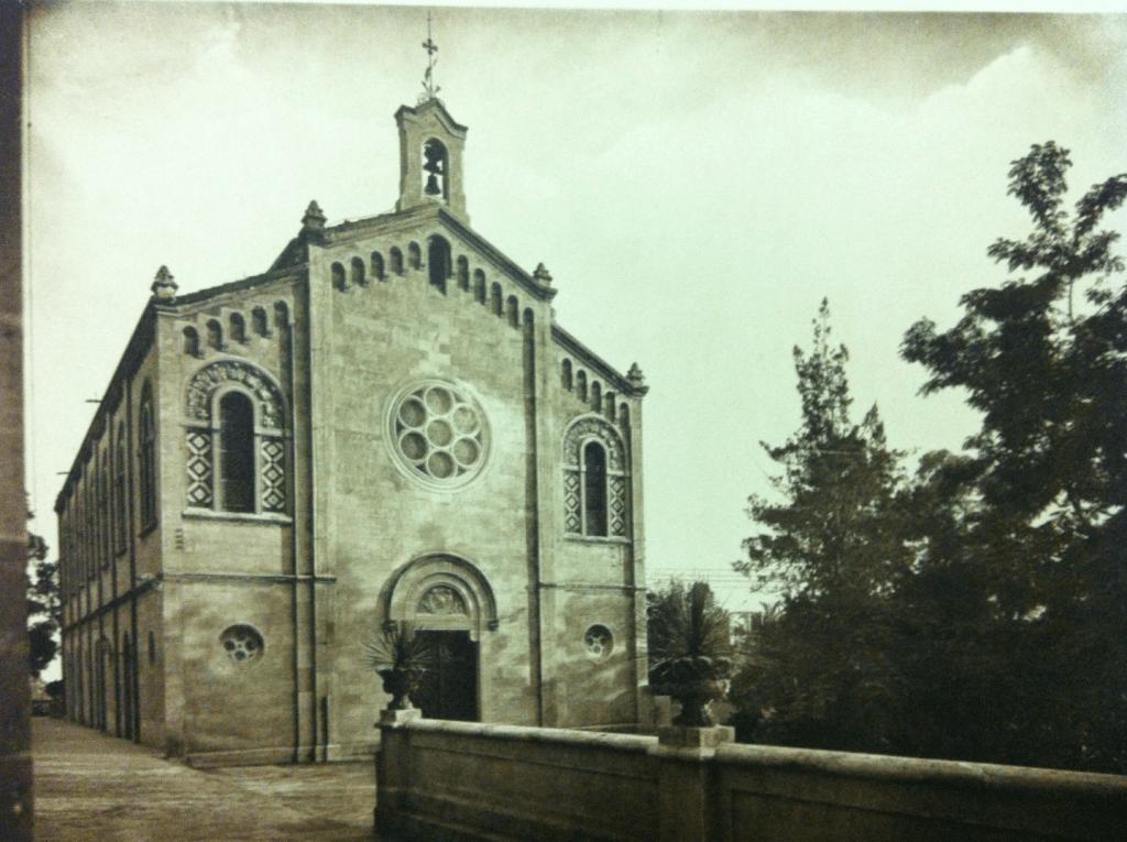 La capella.